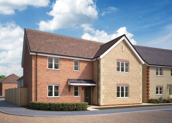 Thumbnail 4 bedroom detached house for sale in The Durrington, Oxford Road, Calne