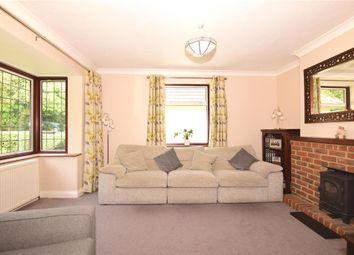 Thumbnail 3 bed detached bungalow for sale in London Road, West Kingsdown, Sevenoaks, Kent