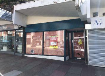 Thumbnail Retail premises for sale in Market Street, Torquay
