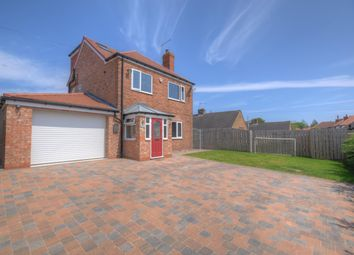 Thumbnail 4 bed detached house for sale in Sewerby Road, Bridlington