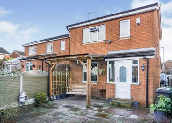 Thumbnail 2 bed detached house for sale in Bluebell Court, Birstall