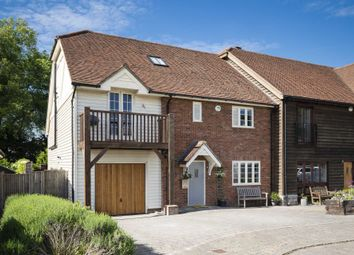 Thumbnail 5 bed end terrace house for sale in Mill Court, Bidborough, Tunbridge Wells