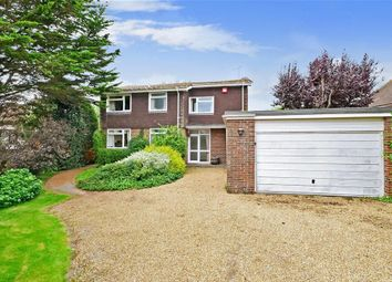 Thumbnail 4 bed detached house for sale in Priors Leaze Lane, Hambrook, Chichester, West Sussex