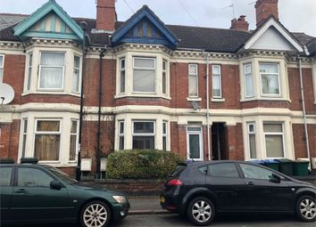 Thumbnail 6 bed terraced house for sale in Clara Street, Stoke, Coventry, West Midlands