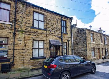 Thumbnail 2 bed end terrace house for sale in Hollin Street, Triangle, Sowerby Bridge
