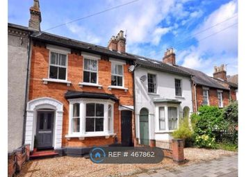 Thumbnail 4 bed terraced house to rent in Foster Hill Road, Bedford