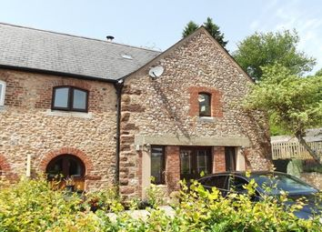 Thumbnail 4 bedroom barn conversion to rent in Cobblestone, Exeter