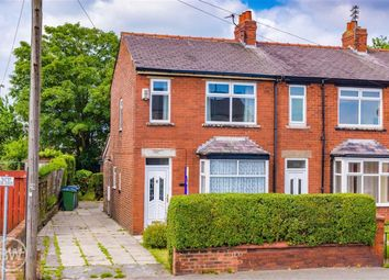 Thumbnail 3 bed end terrace house for sale in Nel Pan Lane, Leigh, Lancashire