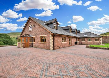 Thumbnail 4 bed detached house for sale in Woodland Road, Glyncorrwg, Port Talbot