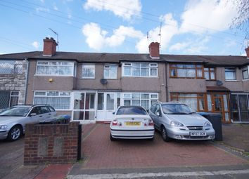 Thumbnail 3 bed terraced house for sale in Wellstead Avenue, London