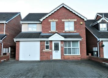 Thumbnail 4 bed detached house for sale in Fox Farm Court, Brampton Bierlow, Rotherham, South Yorkshire