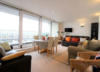 Thumbnail 3 bed flat to rent in Aegean Apartments, 19 Western Gateway, London