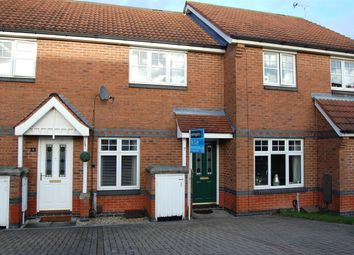 Thumbnail 2 bed terraced house to rent in Sanders Close, Shipley View, Ilkeston, Derbyshire