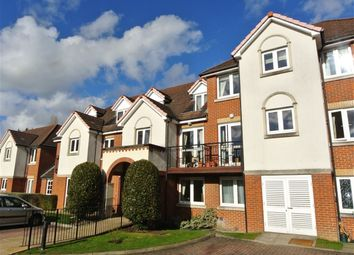Thumbnail 1 bed property to rent in Mead Court, Station Road, Addlestone