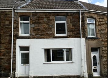 Thumbnail 3 bed terraced house to rent in Market Street, Morriston, Swansea, West Glamorgan