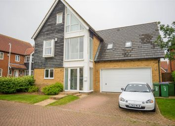 Thumbnail 5 bed detached house to rent in Bishops Close, Hawkinge, Folkestone