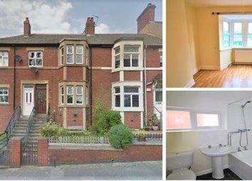Thumbnail 3 bedroom flat to rent in Saltwell View, Gateshead