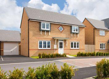 "Thumbnail 4 bed link-detached house for sale in ""Thornbury"" at Bruntcliffe Road, Morley, Leeds"