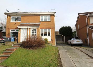 Thumbnail 2 bed semi-detached house for sale in 14, Blisworth Avenue, Eccles, Manchester, Manchester, Greater Manchester