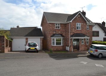 Thumbnail 4 bed property for sale in Roger Beck Way, Sketty, Swansea