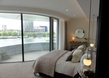 Thumbnail 3 bed flat for sale in Albert Embankment, Lambeth