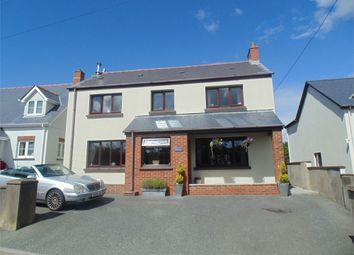 Thumbnail 4 bed detached house for sale in The Anchorage, New Road, Hook, Haverfordwest, Pembrokeshire
