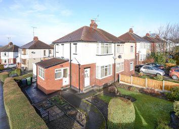 Thumbnail 3 bed semi-detached house for sale in Harrogate Road, Rawdon, Leeds