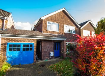 Thumbnail 3 bed detached house for sale in Rock Road, Cambridge