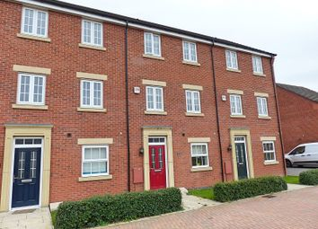 Thumbnail 4 bed terraced house for sale in Aurora Way, Cardea, Peterborough