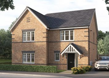 "Thumbnail 2 bed semi-detached house for sale in ""The Beckford Semi"" at Leger Way, Intake, Doncaster"
