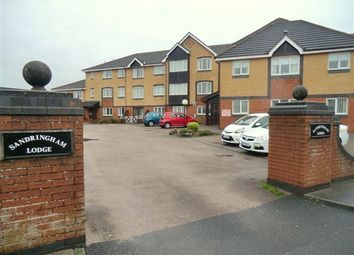 Thumbnail 1 bedroom flat for sale in Sandringham Lodge, Thornton Cleveleys
