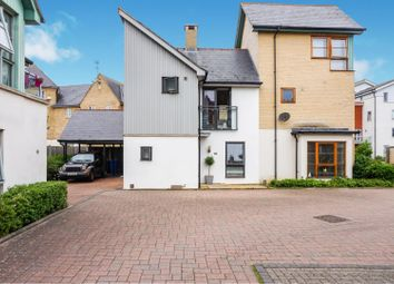 Thumbnail 2 bed semi-detached house for sale in Sloeberry Road, Ipswich