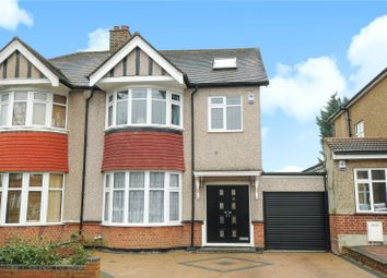 Thumbnail 5 bed semi-detached house for sale in Cambridge Road, North Harrow, Middlesex