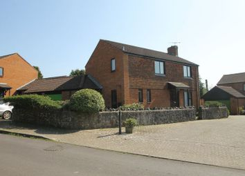 Thumbnail 4 bed detached house for sale in Manor Court, Easton, Wells