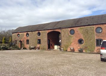 Thumbnail 2 bed barn conversion to rent in Stoneywell Lane, Longdon