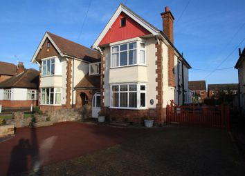 Thumbnail 3 bed semi-detached house for sale in Swithland Lane, Rothley, Leicester