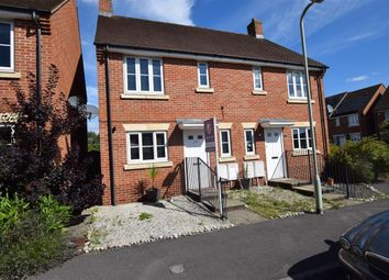 Thumbnail 2 bed semi-detached house for sale in Gloucester Avenue, Shinfield, Reading