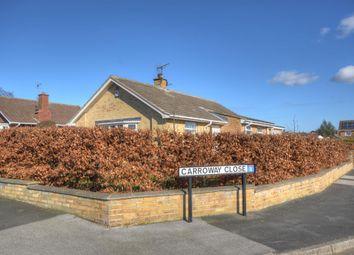 Thumbnail 2 bed detached bungalow for sale in Carroway Close, Bridlington