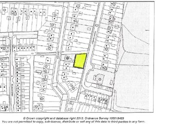 Thumbnail Land for sale in Atherfield Gardens, Eastwood