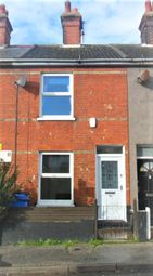 Thumbnail 3 bed terraced house to rent in Raglan Street, Lowestoft