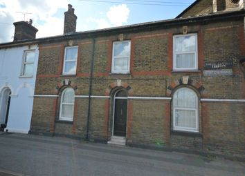 Thumbnail 2 bed terraced house to rent in Station Road, Strood, Rochester