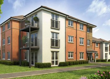 "Thumbnail 2 bed flat for sale in ""Plot 38 - Gate House"" at Lockswood Road, Locks Heath, Southampton"