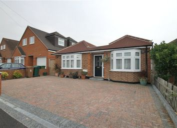 Thumbnail 4 bed bungalow for sale in Avondale Avenue, Staines-Upon-Thames, Surrey