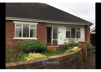 Thumbnail 3 bed bungalow to rent in Wheatlands Crescent, Blackpool
