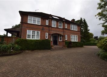 Thumbnail 5 bed semi-detached house to rent in Hartsbourne Avenue, Bushey Heath, Bushey