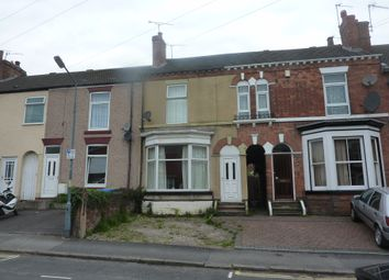 Thumbnail 2 bed property to rent in Cobden Road, Chesterfield, Derbyshire