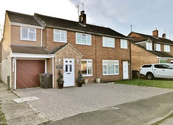 Thumbnail 4 bed semi-detached house for sale in Pauls Croft, Cricklade, Swindon, Wiltshire