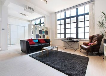 Thumbnail 1 bed flat for sale in Lion Mills, Hackney Road, London