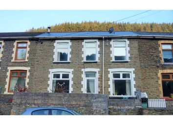 Thumbnail 3 bed terraced house for sale in Sunnyside Terrace, Cymmer