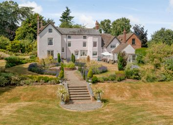 Thumbnail 7 bed country house for sale in Sinton Green, Hallow, Worcestershire